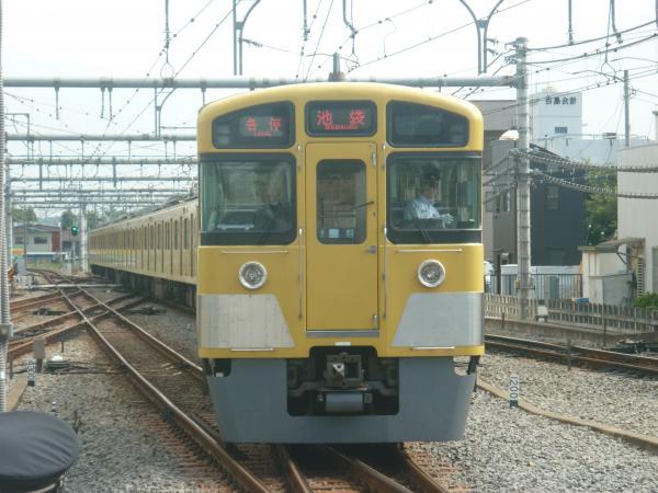 2014-09-27 西武2073F 各停池袋行き2 5106レ