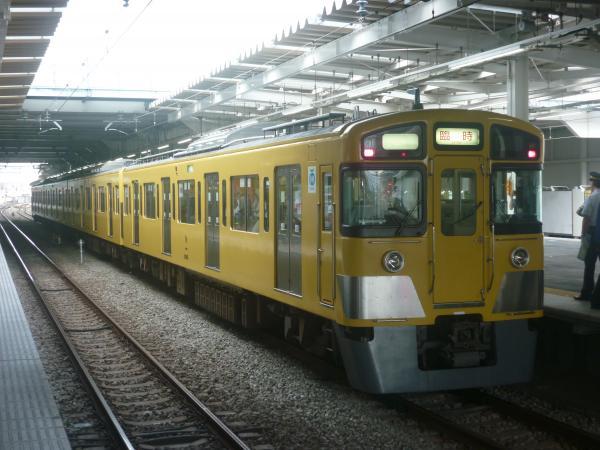2014-09-27 西武2545F ビア電