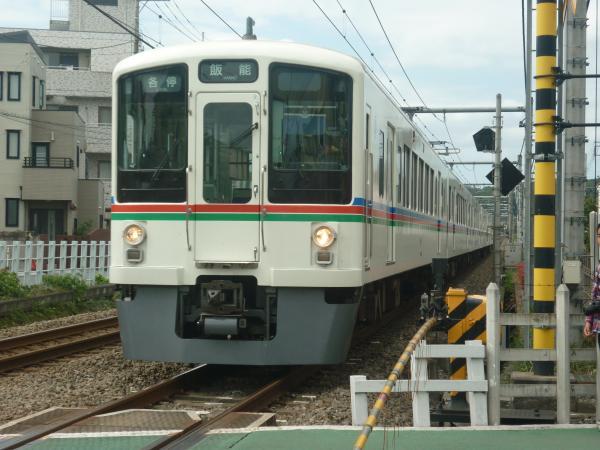 2014-09-27 西武4021F+4019F 各停飯能行き 5030レ