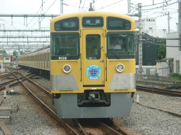2014-09-27 西武9108F 準急池袋行き 4134レ