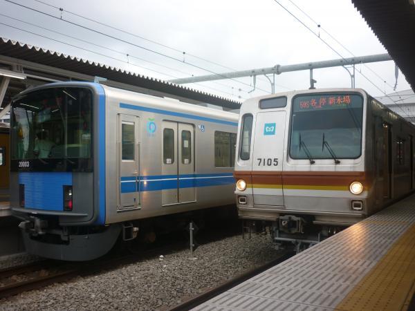 2014-09-27 西武20103F メトロ7105F