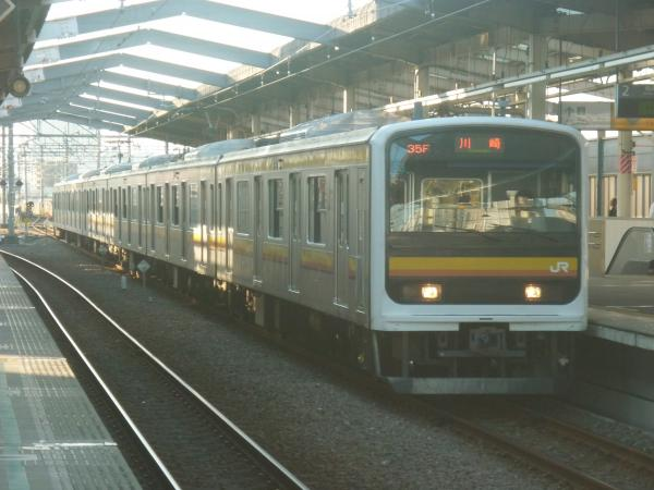 2014-10-03 南武線209系ナハ53編成 川崎行き1