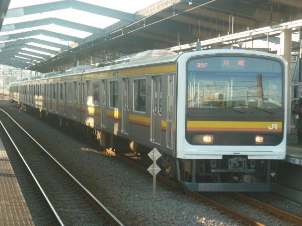 2014-10-03 南武線209系ナハ53編成 川崎行き2