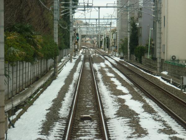 2014-02-11 江古田~桜台間