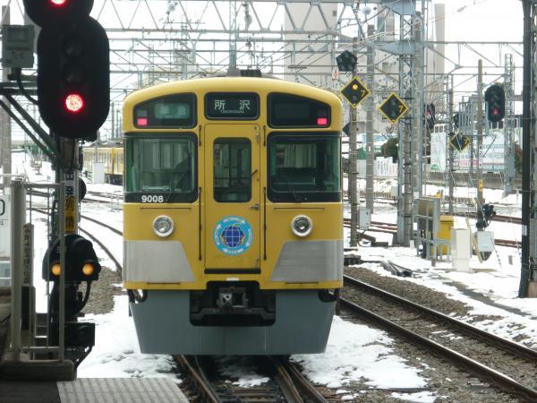 2014-02-11 西武9108F 準急所沢行き5