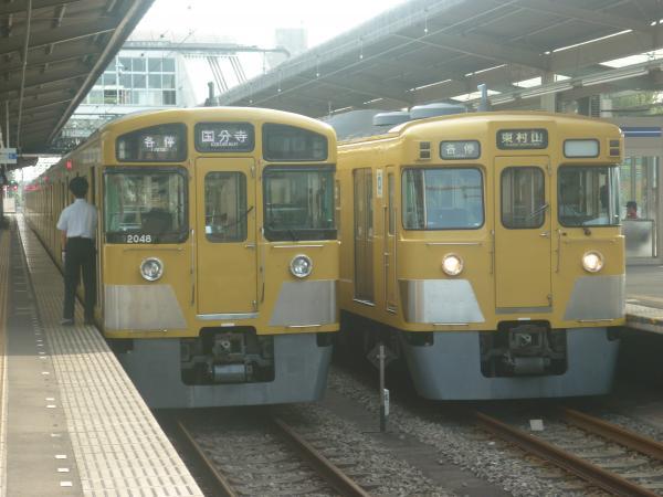 2014-10-11 西武2047F 2029F 1