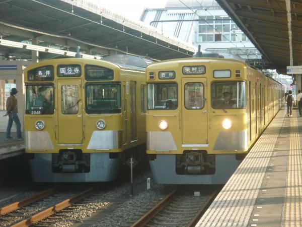 2014-10-11 西武2047F 2029F 2