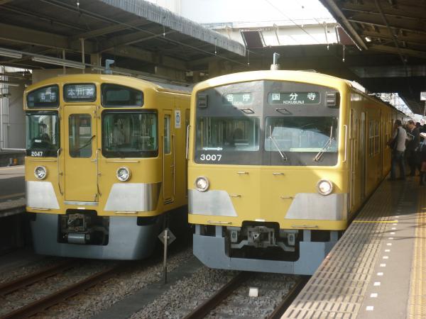 2014-10-11 西武2047F 3007F