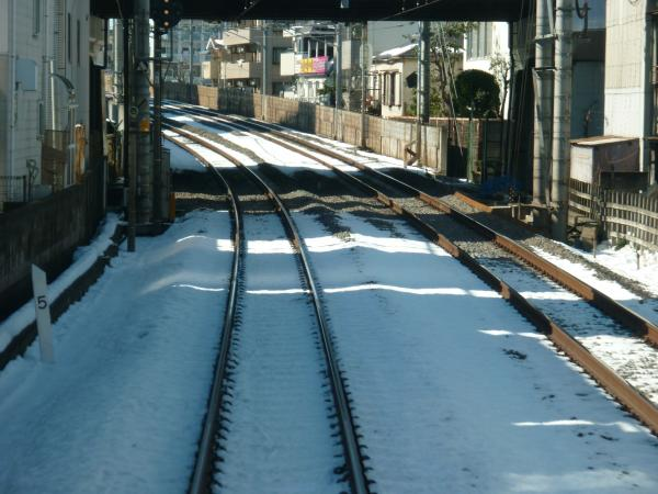 2014-02-16 江古田~桜台間