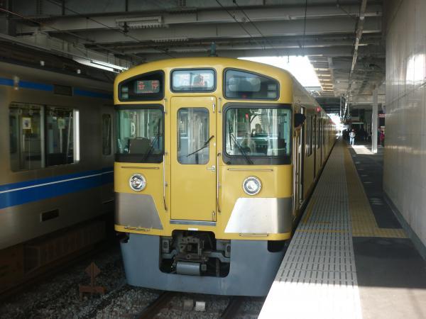 2014-02-16 西武2087F 各停所沢行き4
