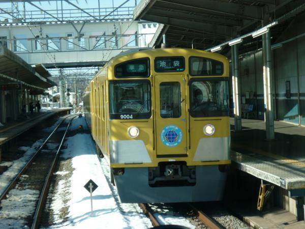 2014-02-16 西武9104F 準急池袋行き