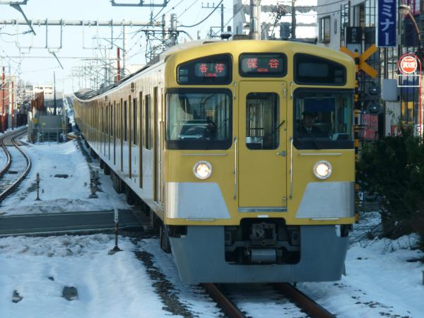 2014-02-16 西武2087F 各停保谷行き1