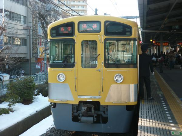 2014-02-16 西武2087F 各停保谷行き2