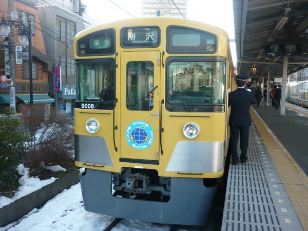 2014-02-16 西武9108F 準急所沢行き2