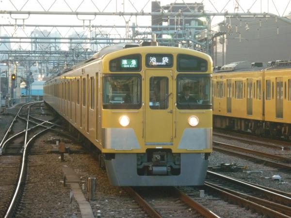 2013-10-27 西武2089F 準急池袋行き