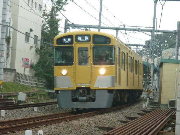 2013-11-03 西武2089F 各停池袋行き1