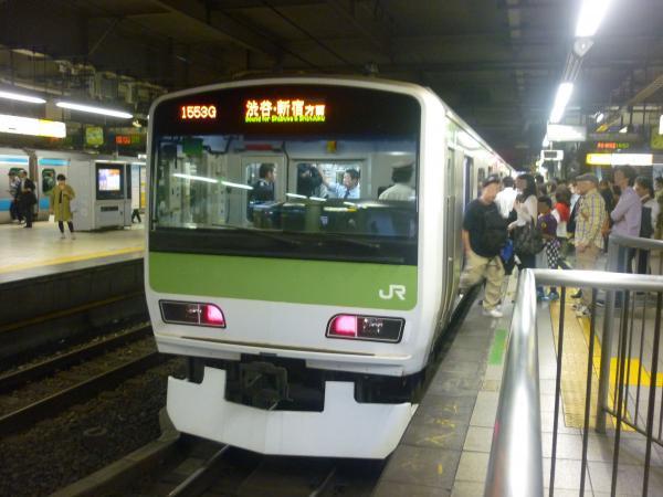 2014-10-17 山手線E231系トウ546編成 外回り