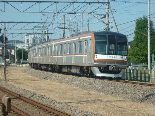 2014-10-18 メトロ10109F 回送