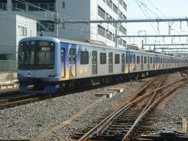 2014-10-18 横高Y514F 快急飯能行き 1705レ