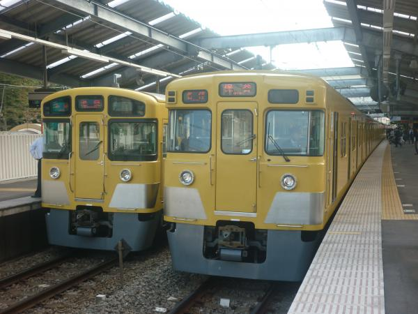 2014-10-18 西武2073F 2003F
