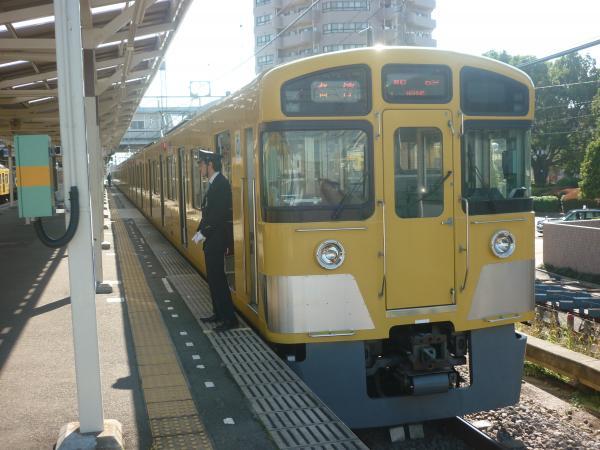 2014-10-18 西武2073F 各停飯能行き3 5107レ