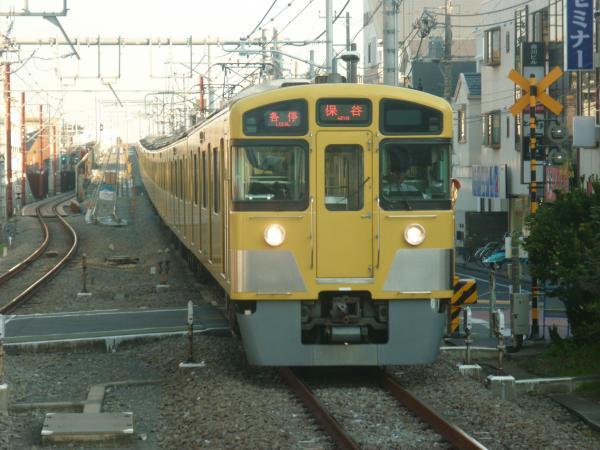 2014-10-18 西武2097F 各停保谷行き 5723レ