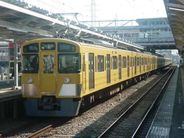 2014-10-18 西武2459F+2079F 快速池袋行き 3114レ