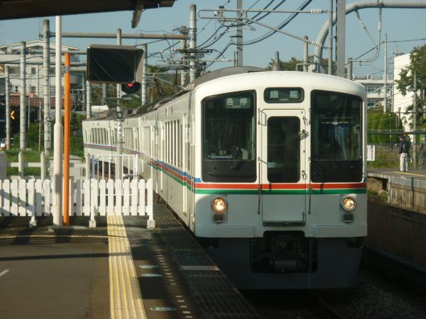 2014-10-18 西武4015F 各停飯能行き 5038レ