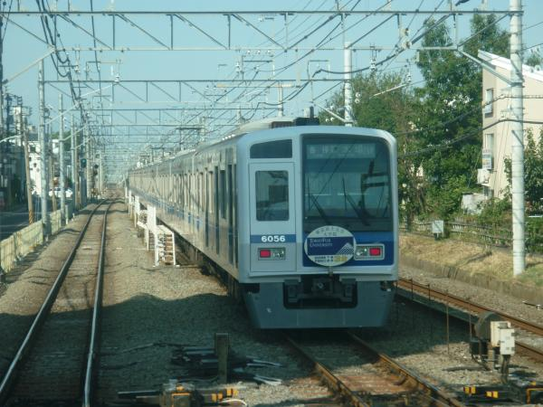 2014-10-18 西武6156F 各停新木場行き 6404レ