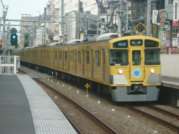 2014-10-18 西武9104F 快速池袋行き 3108レ