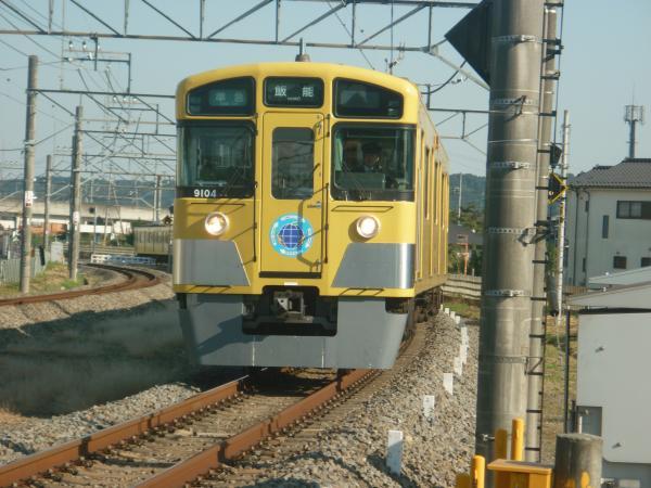 2014-10-18 西武9104F 準急飯能行き 4131レ