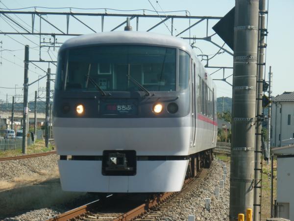 2014-10-18 西武10102F 特急西武秩父行き 13レ