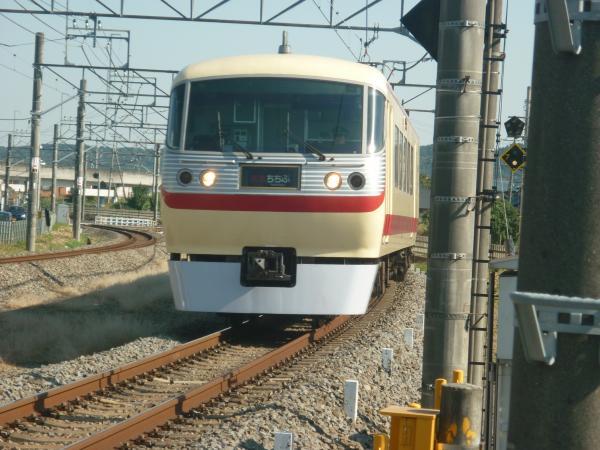 2014-10-18 西武10105F 特急西武秩父行き 15レ