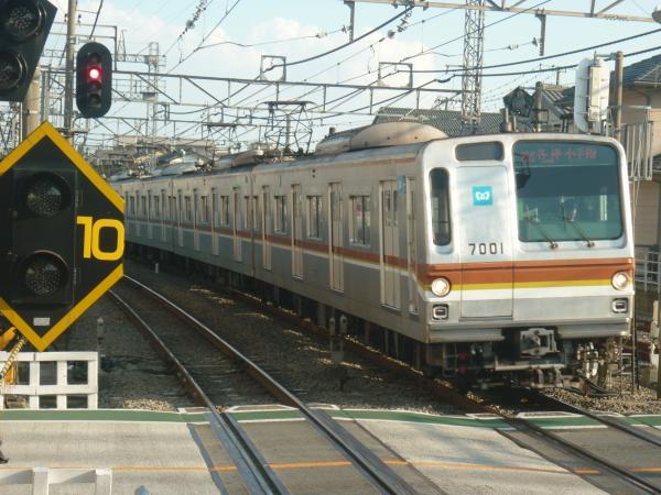 2014-10-19 メトロ7101F 各停小手指行き 6525レ