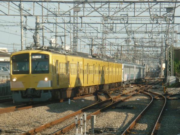 2014-10-19 西武263F+30103F(後5両) 甲種輸送