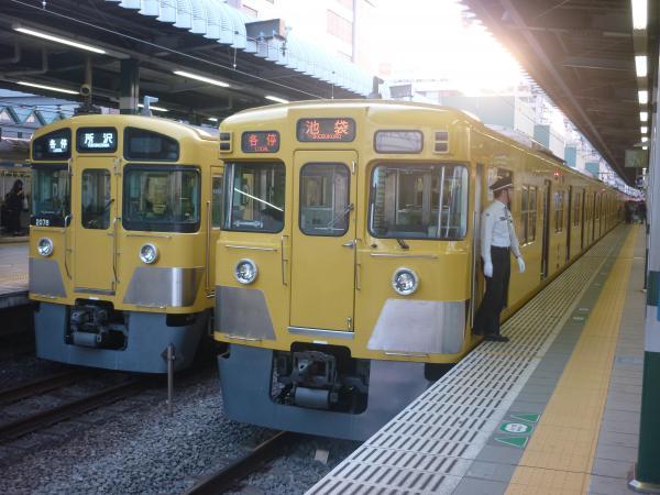 2014-10-19 西武2077F 2003F