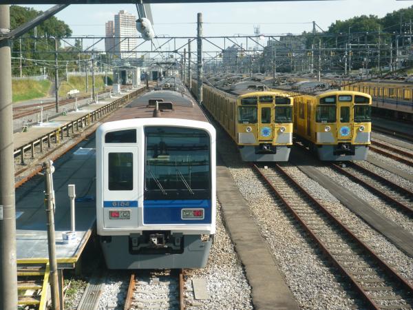 2014-10-19 西武6154F 9108F 9102F