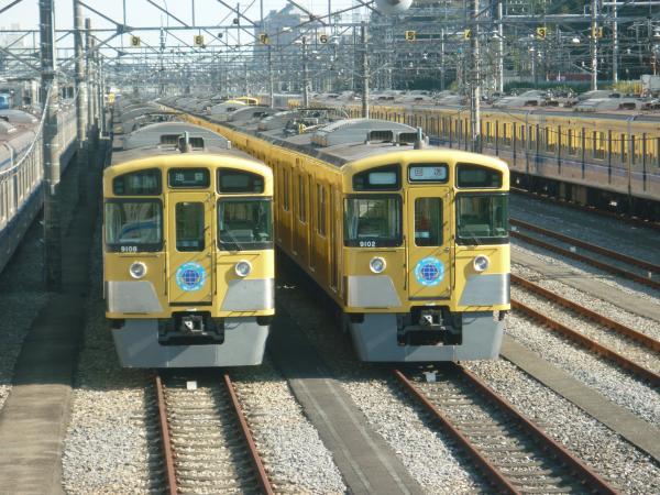 2014-10-19 西武9102F 9108F