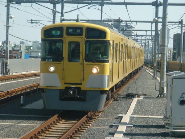 2014-10-19 西武9106F 準急所沢行き1 4301レ