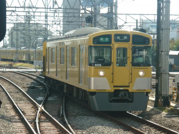 2014-10-19 西武9106F 準急池袋行き 4308レ