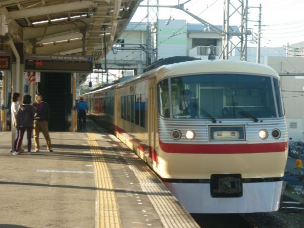2014-10-19 西武10105F 回送