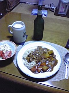 100626_2206~晩御飯