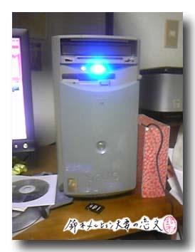 なりふり構ってられずの10年目初代親方パソコン復帰。もうボロッボロですが。