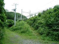仙山線八ツ森駅2