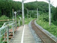 仙山線八ツ森駅3