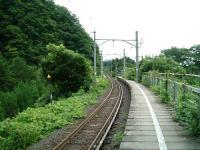 仙山線八ツ森駅4