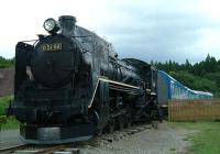 小岩井農場D51と20系客車