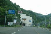 国道46号線仙岩トンネル