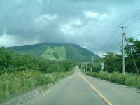 泉ヶ岳夏道路2