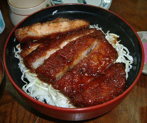 会津ソースカツ丼1